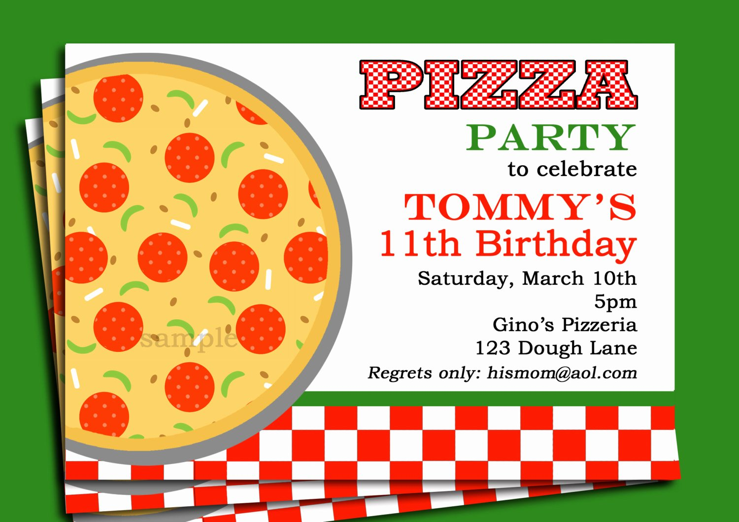 Pizza Party Invitations Template Beautiful Pizza Party Invitation Pizza Party Invitation as Awesome