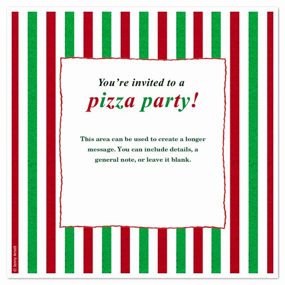 Pizza Party Invitations Template Fresh Pizza Party Invitations & Cards On Pingg