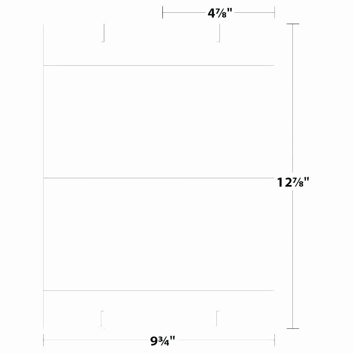 Place Card Size Template Best Of Table Tent Card Template Free 3 Sided Name