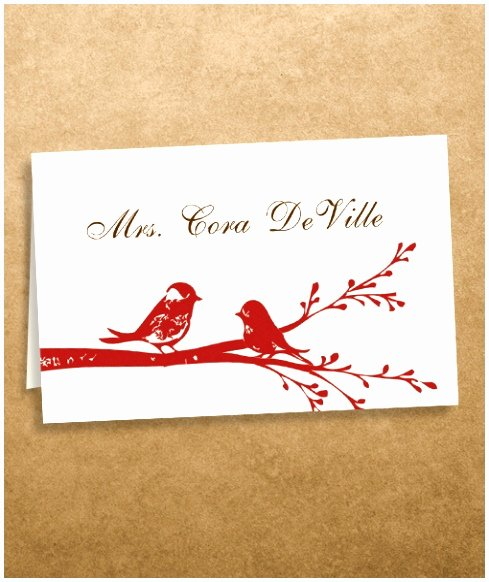 Place Cards Template Wedding Awesome 10 Wedding Place Card Templates Free Download Ueewo