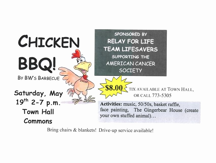 Plate Sale Tickets Template Beautiful Chicken Bbq Ticket Template Bing Images