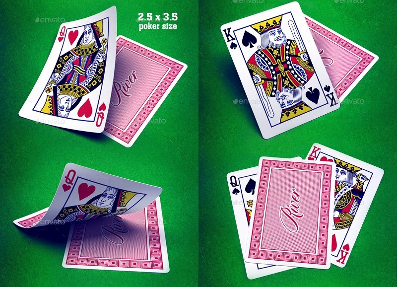 Playing Card Design Template Elegant 22 Playing Card Designs