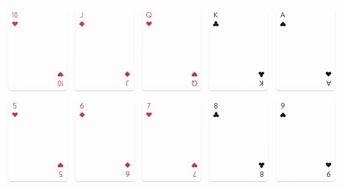 Playing Card Design Template Elegant Apple S former Ui Wizard Applies His Magic touch to A Deck