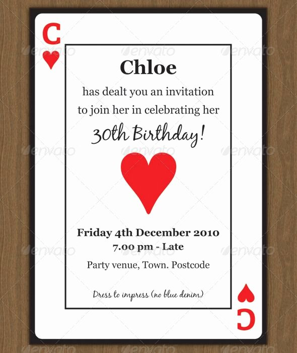 Playing Card Design Template Elegant Pin by Best Graphic Design On Invitation Card Templates