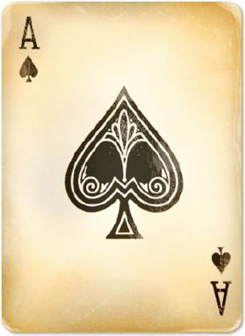 Playing Card Design Template Inspirational 13 Playing Cards Psd Playing Card Template