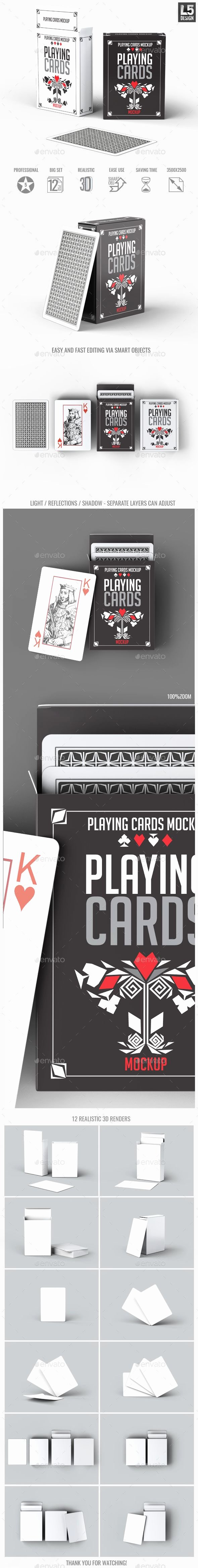 Playing Card Template Photoshop Unique Pin by Bashooka Web & Graphic Design On Awesome Psd Mockup