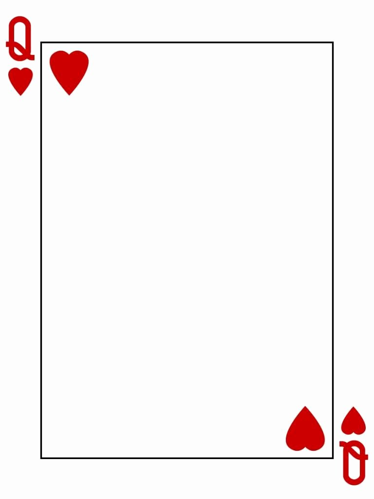 Playing Card Template Word Fresh Pin by Char Huffman On Disney Stuff In 2019