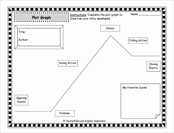 Plot Diagram Template Pdf Lovely Plot Diagram Graphic organizer Pdf 2018