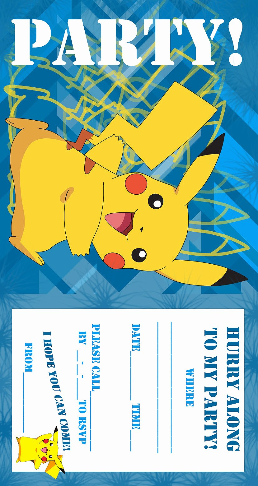 Pokemon Invitation Template Free Elegant Pokemon Coloring Pages