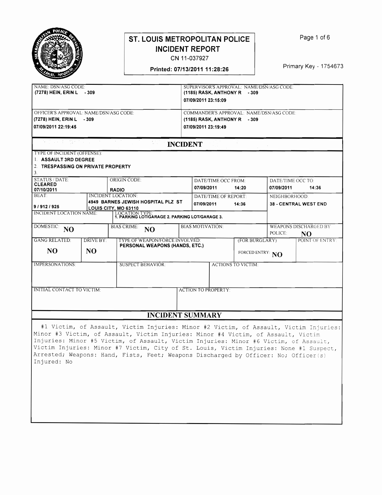 Police Incident Report Template Lovely Best S Of Blank Copy Police Report Blank Police