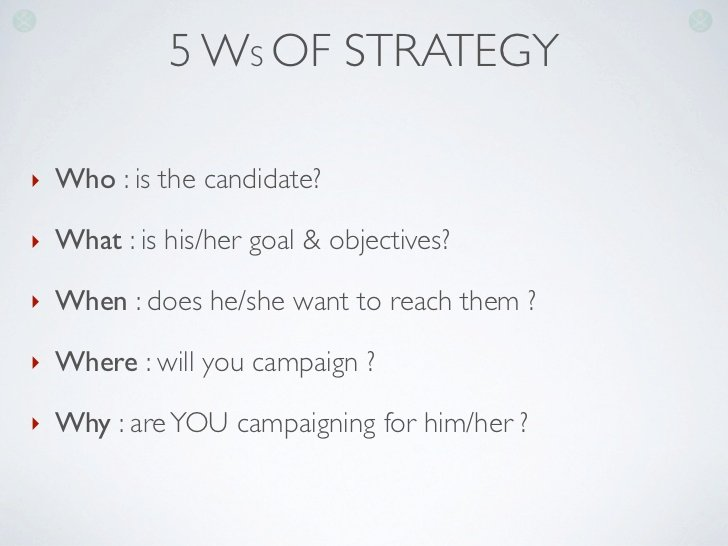 Political Campaign Plan Template Elegant How to organise A Political Campaign