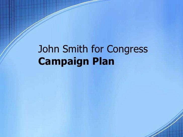 Political Campaign Plan Template Fresh Campaign Plan Template 7 13 10