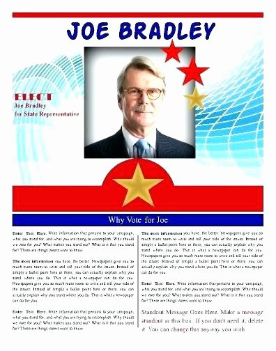 Political Flyer Template Free Inspirational Voter Election Flyer Template Bundle Vol Pamphlet Vote