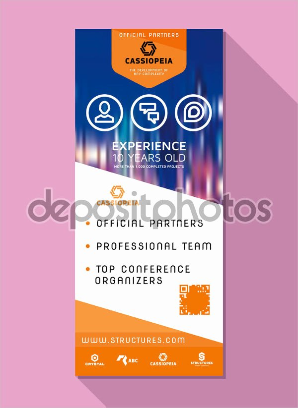 Pop Up Banner Template Fresh 9 Pop Up Advertising Banners Designs Templates