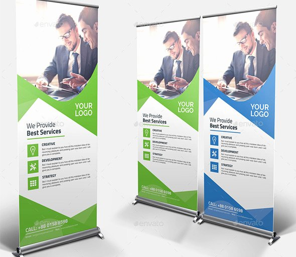Pop Up Banner Template Inspirational Pop Up Banner Examples 20 Professional Roll Up Banners