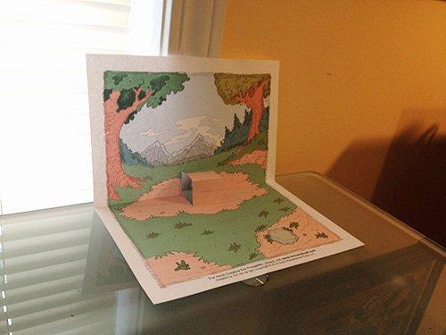 Pop Up Book Template Elegant Printable Pop Up Cards