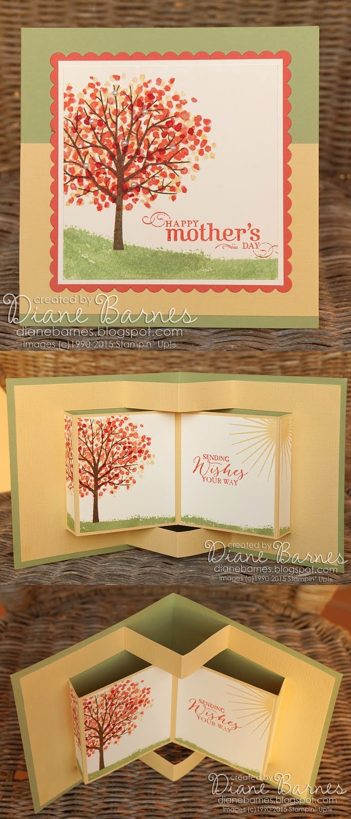 Pop Up Book Template Fresh Colour Me Happy Sheltering Tree Pop Up Book Card & Template