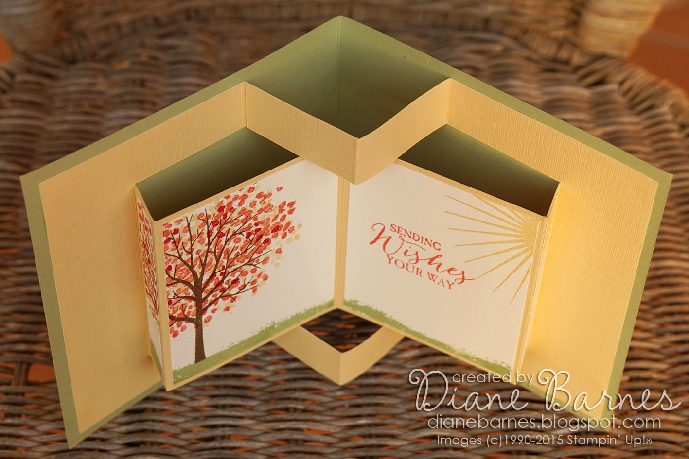 Pop Up Book Template Luxury Colour Me Happy Sheltering Tree Pop Up Book Card & Template