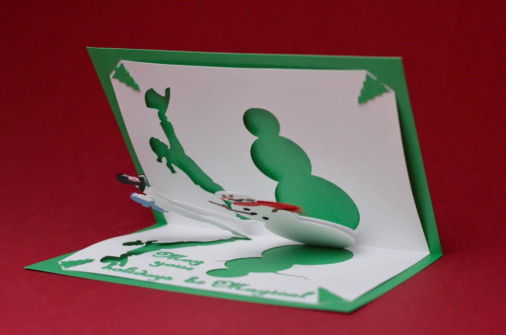 Pop Up Card Template Beautiful Pop Up Card Templates