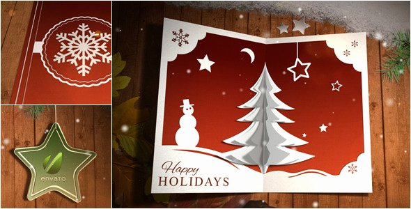 Popup Christmas Card Template Awesome Christmas Card Pop Up by 3eka