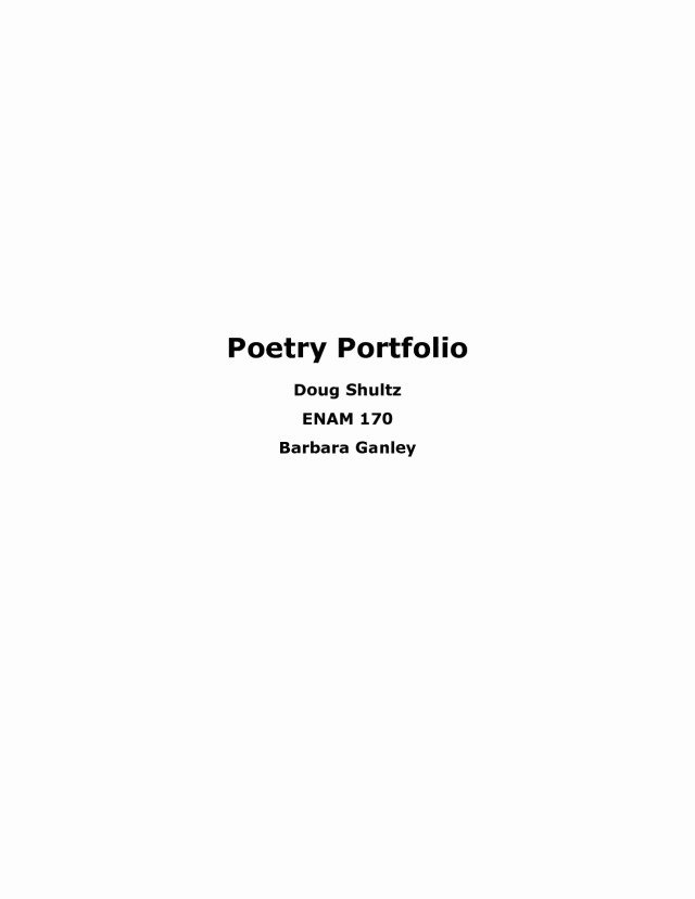 Portfolio Title Page Template Elegant Portfolio Cover Page Template Free Download the Best