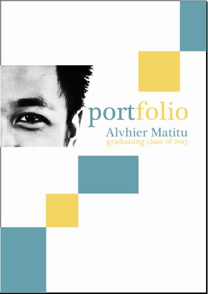 Portfolio Title Page Template Elegant Professional Portfolio Cover Page Google Search