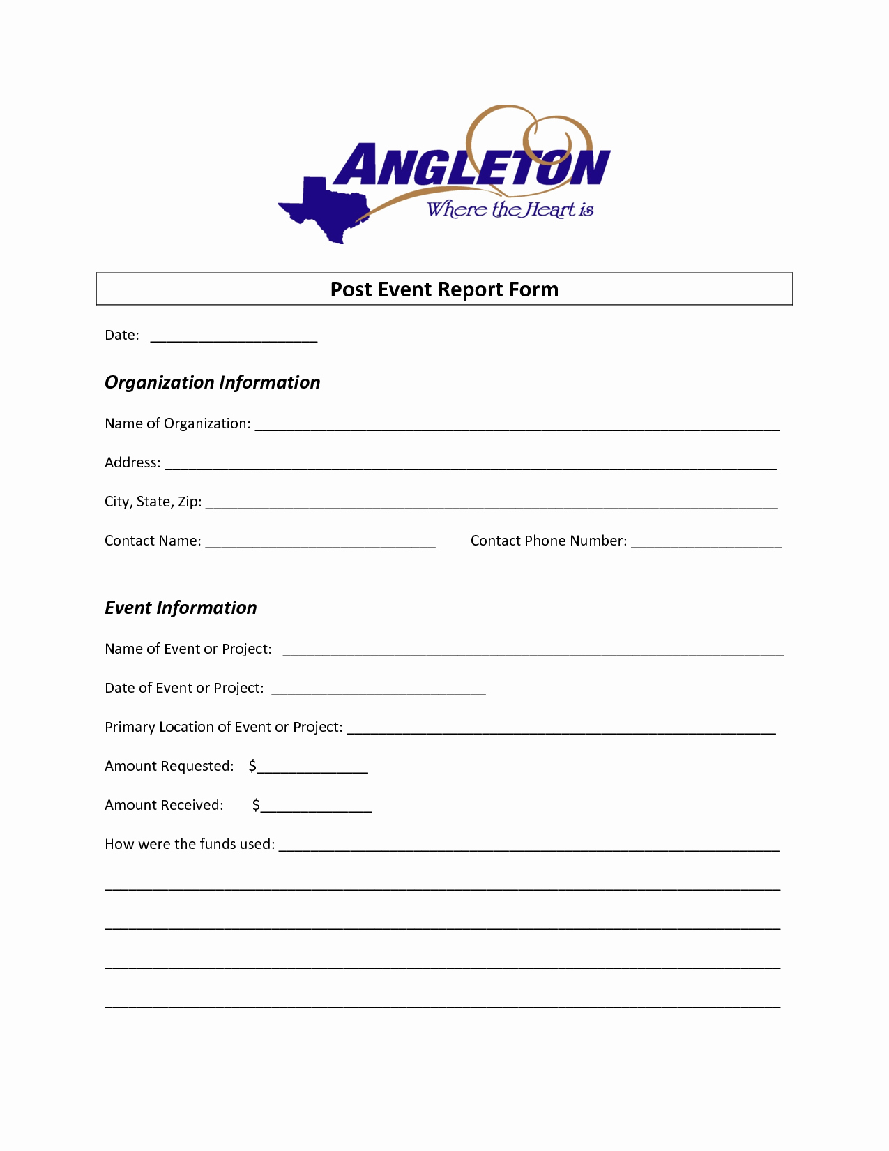 Post event Report Template Fresh Best S Of Post event Report Sample Sample event