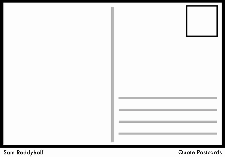 Postcard Template for Word Inspirational Microsoft Word Postcard Templates