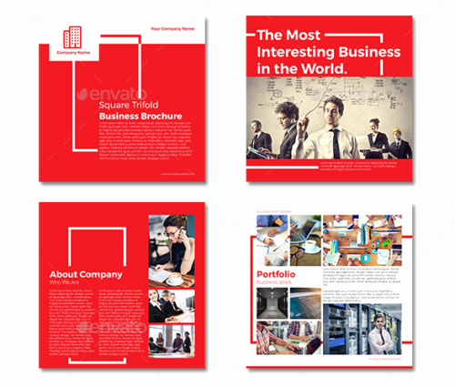 Power Point Brochure Template Beautiful Download 11 Powerpoint Brochure Templates