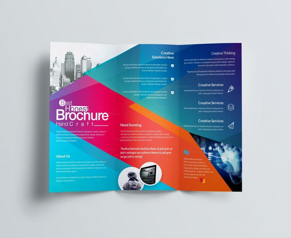 Power Point Brochure Template Best Of Free Powerpoint Brochure Templates Lorgprintmakers