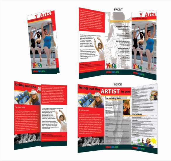 Power Point Brochure Template Best Of Microsoft Brochure Template 49 Free Word Pdf Ppt