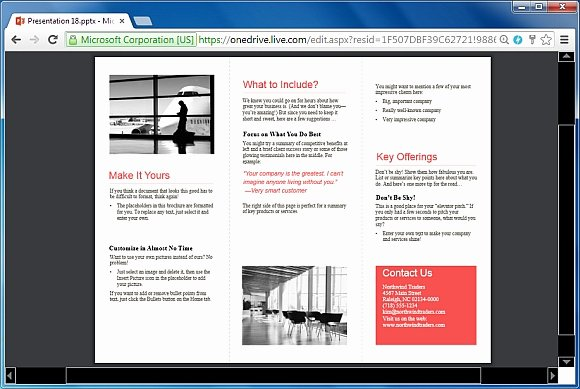 Power Point Brochure Template Elegant How to Make Printable Medical Brochures In Powerpoint