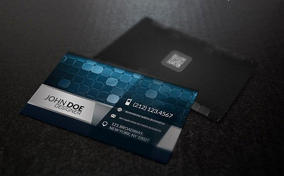 Powerpoint Business Card Template Awesome Download Free Business Card Templates at Bfb
