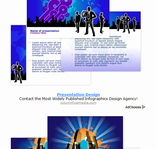Powerpoint Business Card Template Lovely 14 Free Powerpoint Designs Business Card