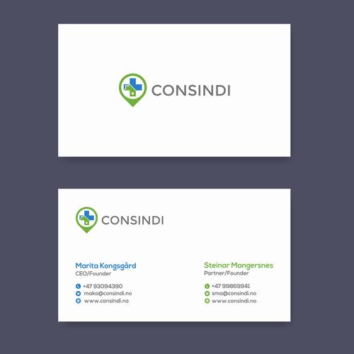 Powerpoint Business Card Template Unique Business Cards and Powerpoint Template