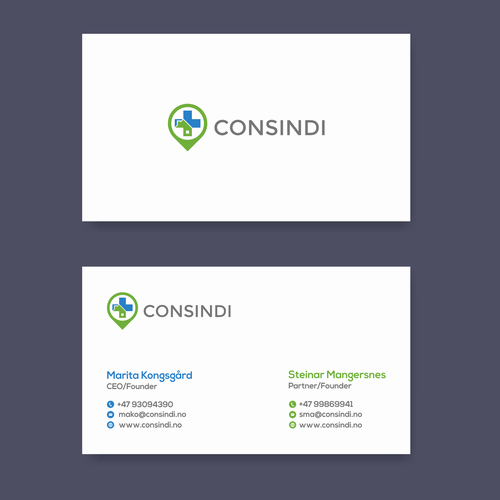 Powerpoint Business Cards Template Awesome Business Cards and Powerpoint Template