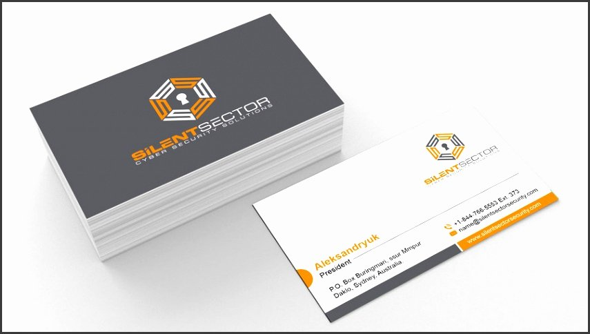Powerpoint Business Cards Template Fresh 9 Business Card Template Powerpoint Sampletemplatess