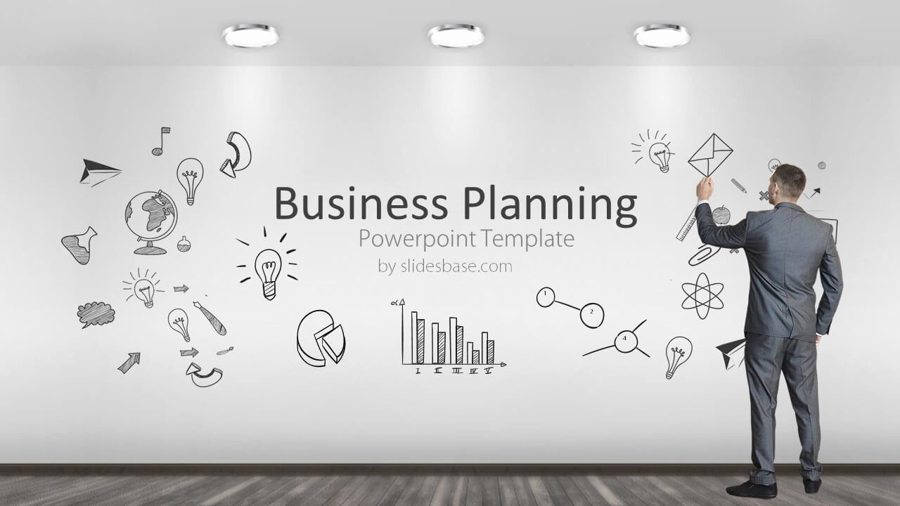 Powerpoint Business Plan Template Unique Business Planning Powerpoint Template