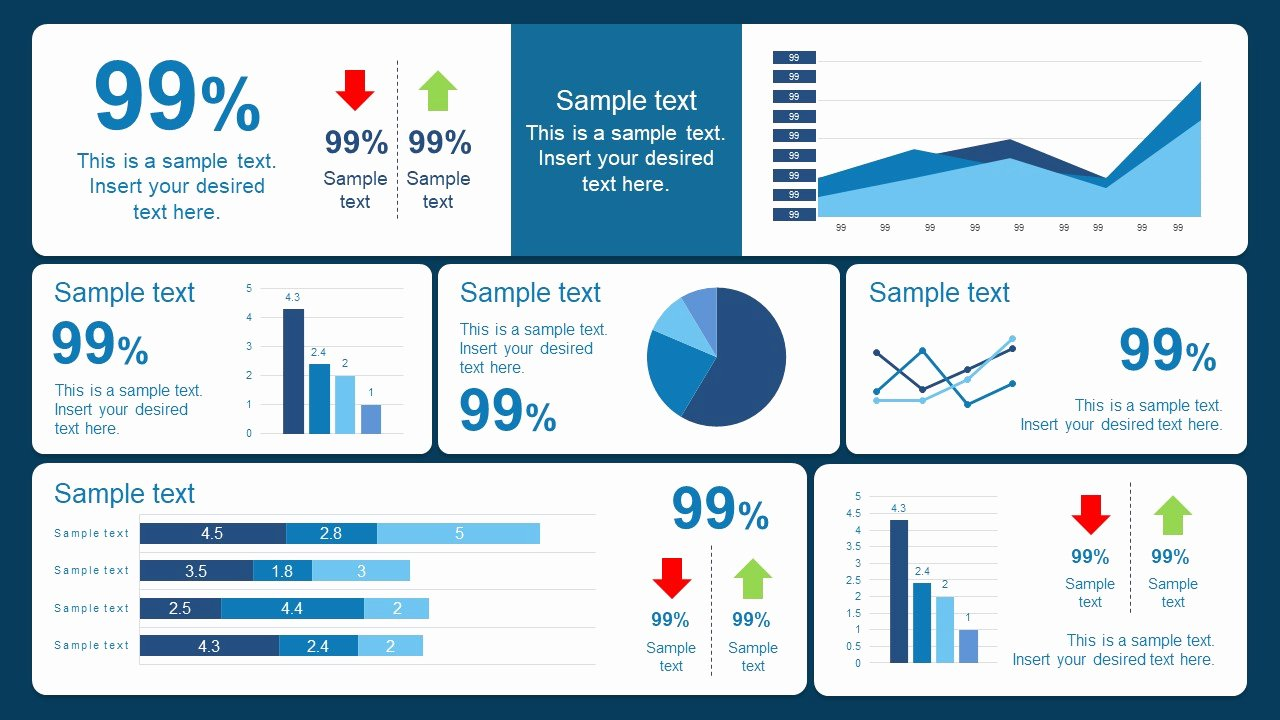 Powerpoint Dashboard Template Free Inspirational 10 Best Dashboard Templates for Powerpoint Presentations