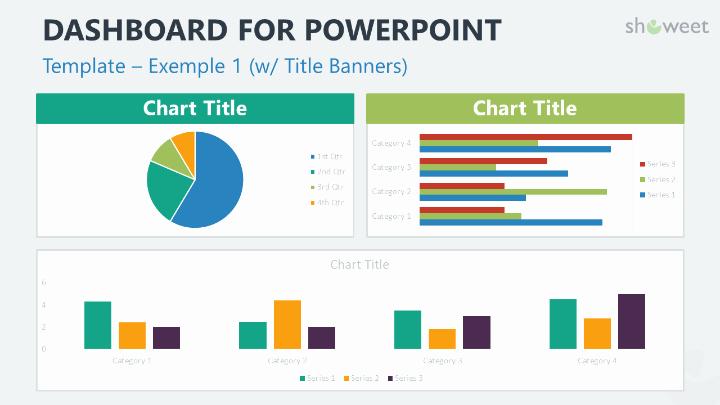 Powerpoint Dashboard Template Free Luxury Dashboard Templates for Powerpoint