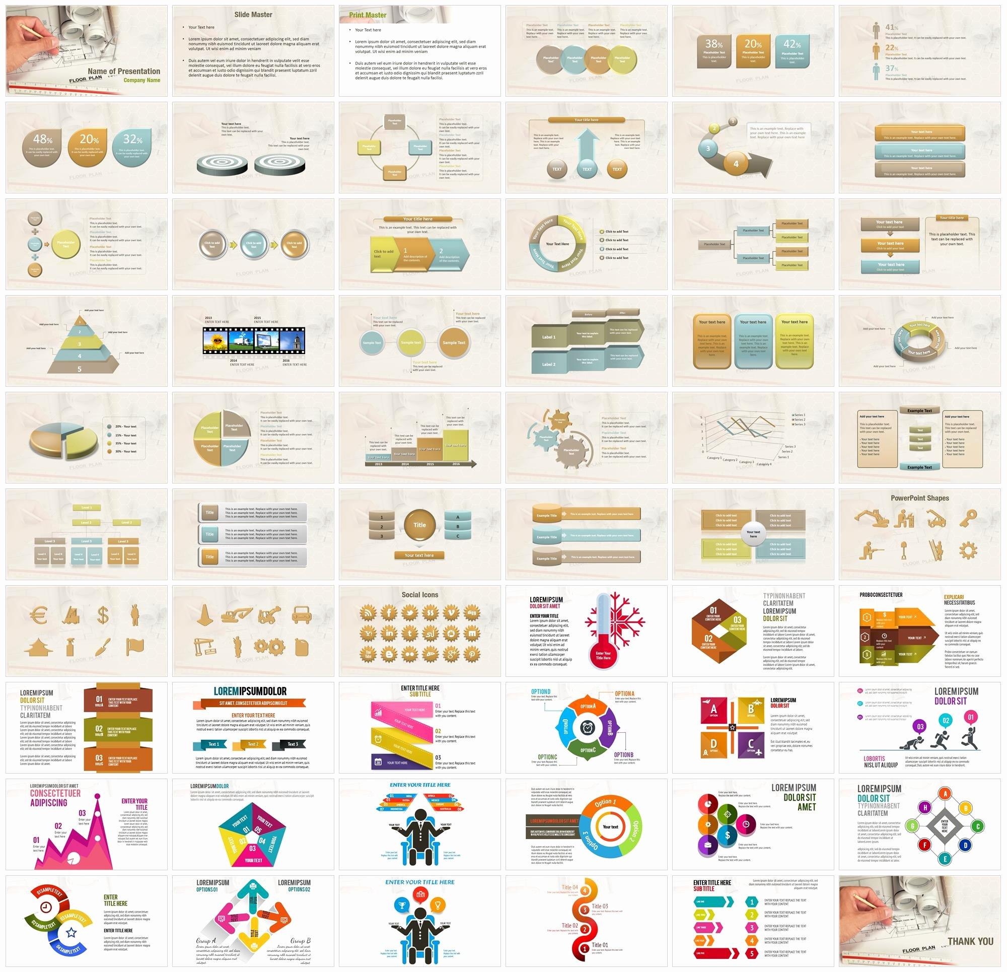 Powerpoint Floor Plan Template Best Of Floor Plan Powerpoint Templates Floor Plan Powerpoint