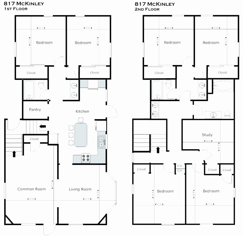 Powerpoint Floor Plan Template Best Of Powerpoint House Floor Plan Template