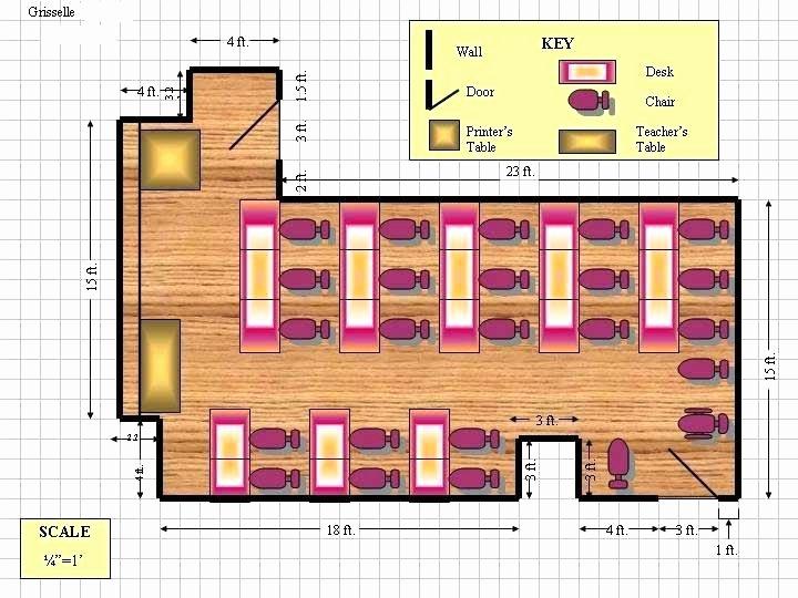 Powerpoint Floor Plan Template Elegant Blank Floor Plan Templates Classroom Template Church
