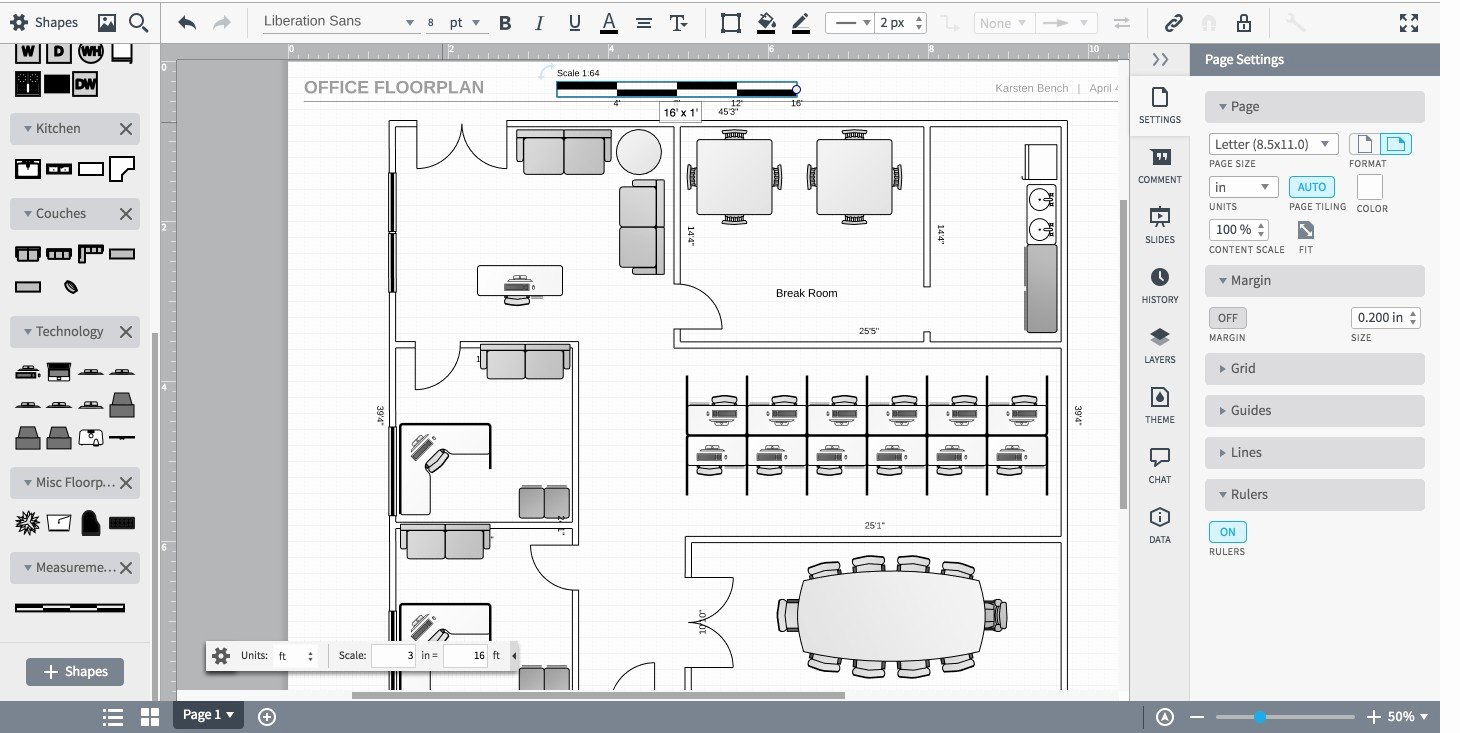 Powerpoint Floor Plan Template New Floor Plan In Powerpoint Elegant Warehouse Floor Plan