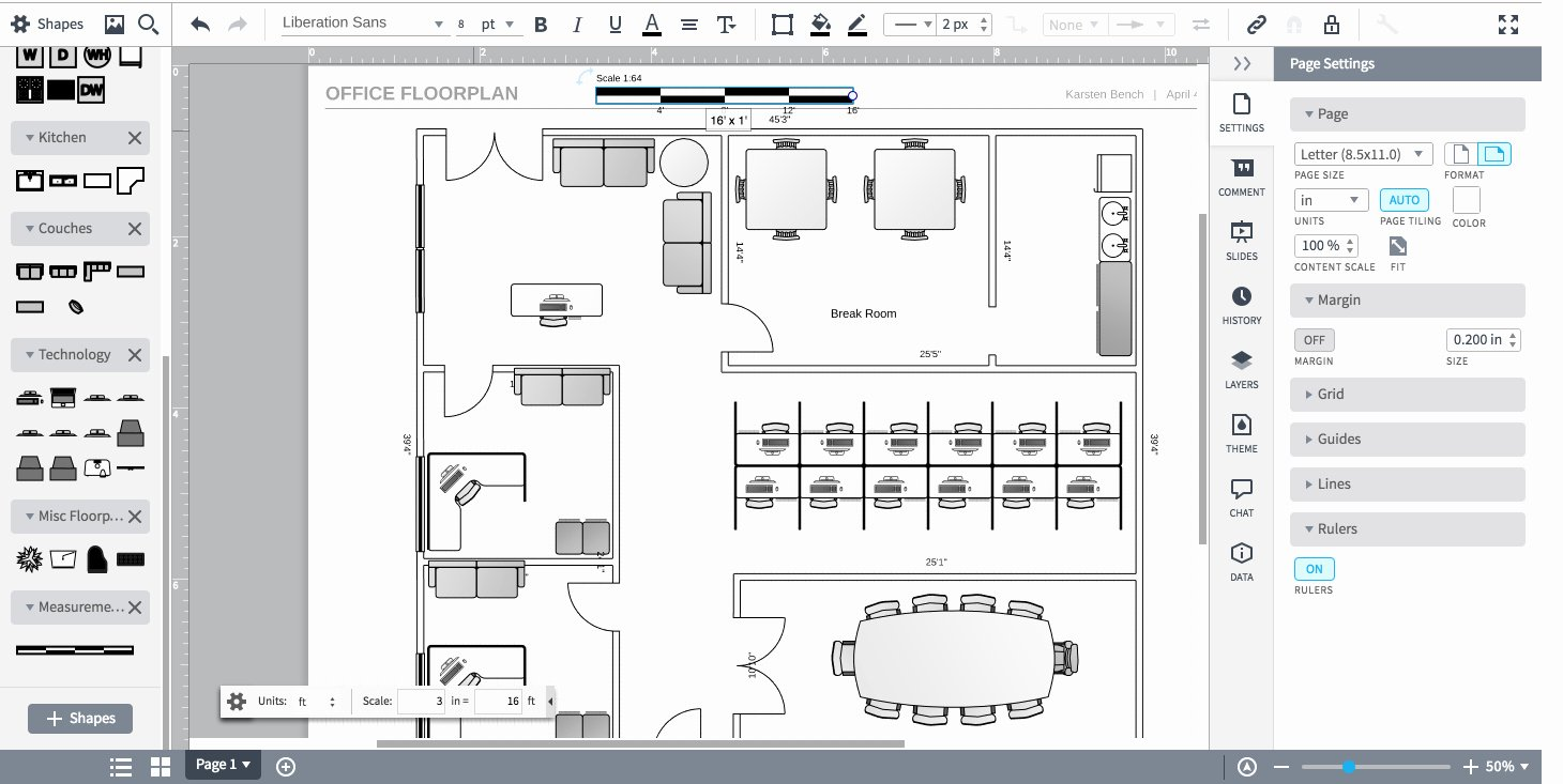 Powerpoint Floor Plan Template Unique Visio Home Plan Template Microsoft Floor Intended for