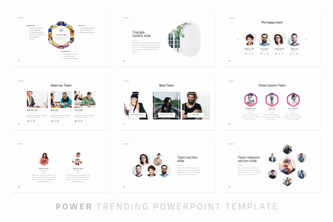 Powerpoint Photo Album Template Best Of Power Modern Powerpoint Template Just Free Slides