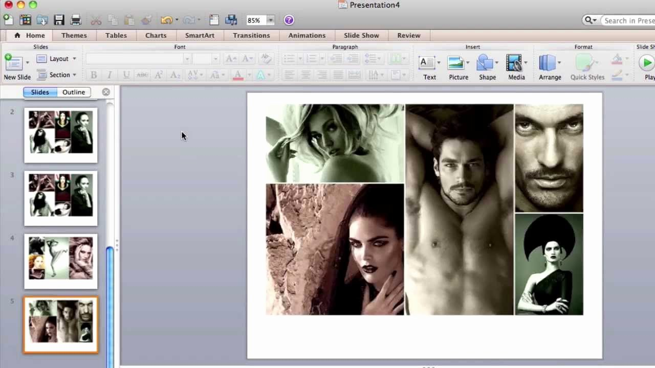 Powerpoint Photo Album Template New Import Batch S to Powerpoint Slideshow