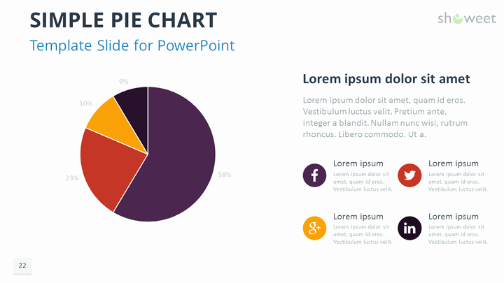 Powerpoint Pie Chart Template New Data Charts Templates for Powerpoint