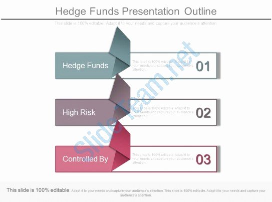Powerpoint Presentation Outline Template Lovely Hedge Fund Presentation Template Hedge Funds Powerpoint