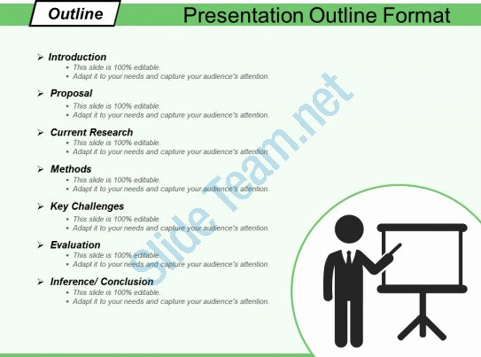Powerpoint Presentation Outline Template New Presentation Outline format Ppt Infographic Template